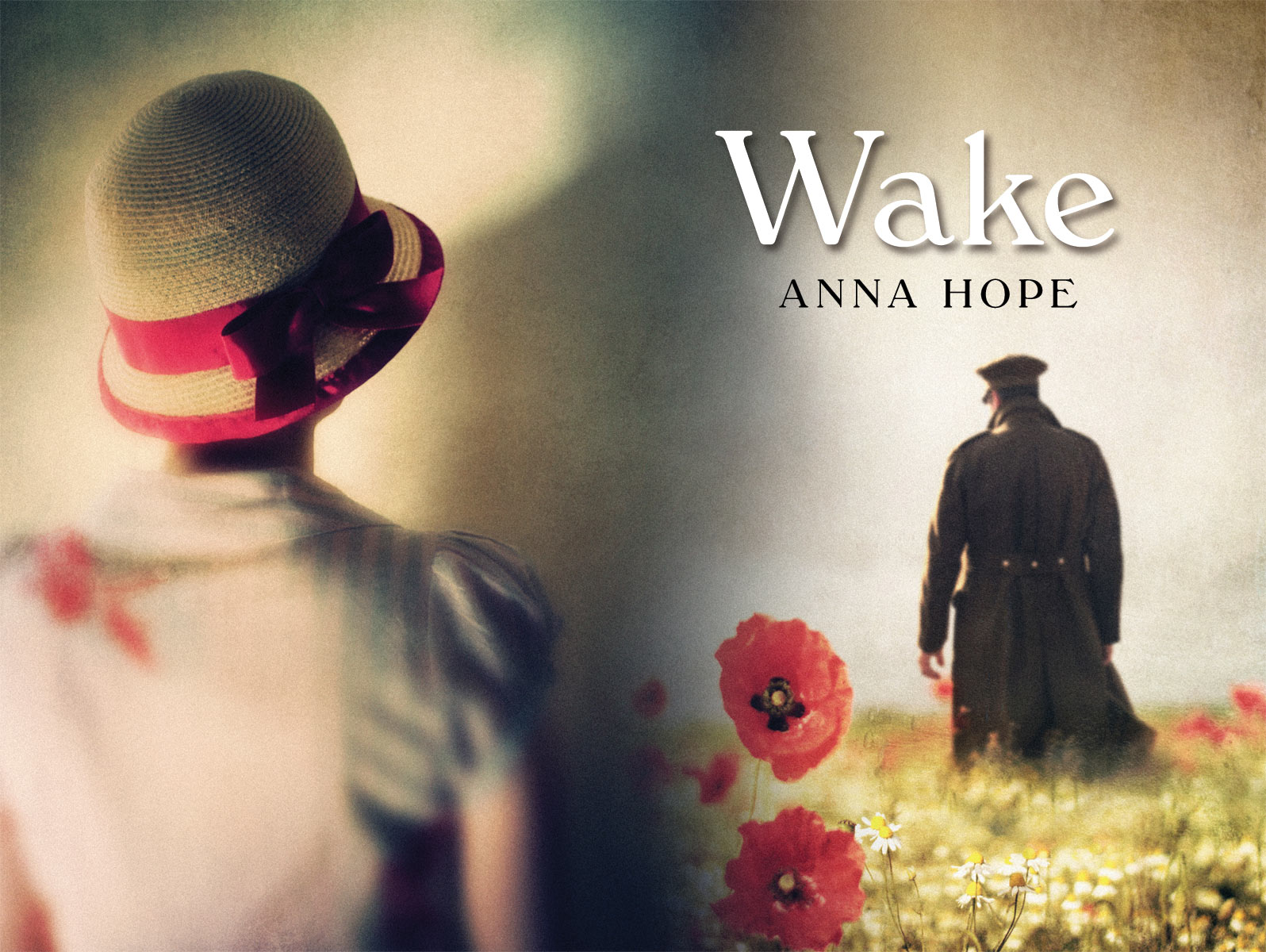 Kessell Design Anna Hope Wake book cover design